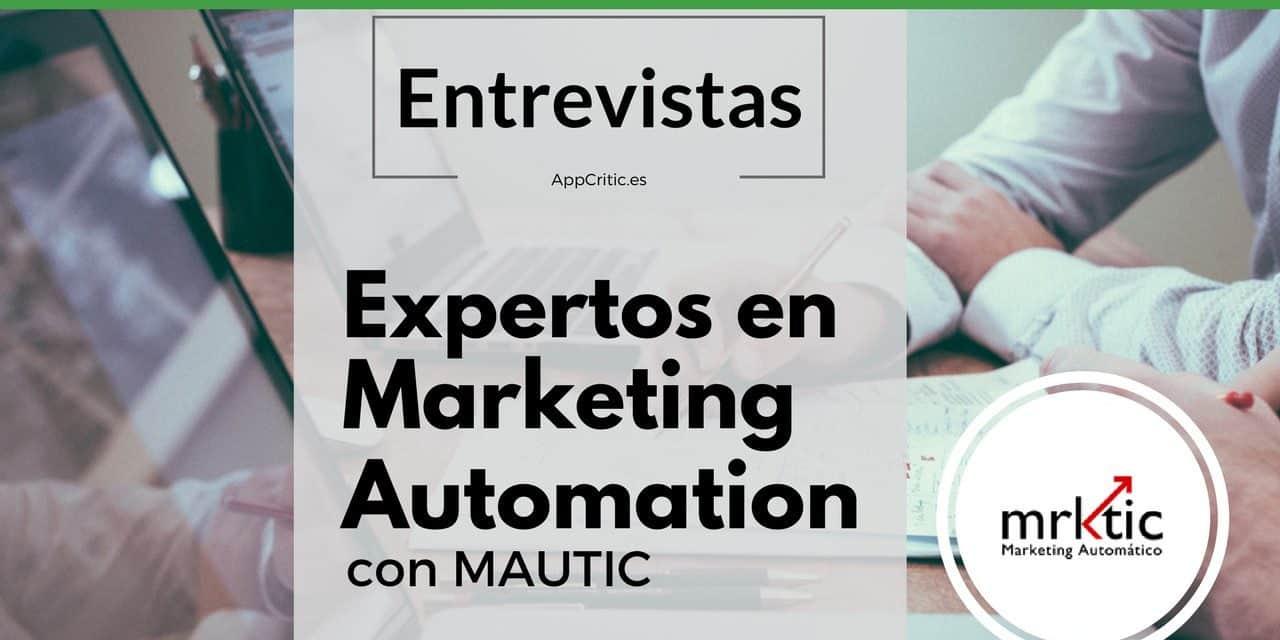 Entrevista a Mrketic: expertos en Automatización e Inbound Marketing con Mautic