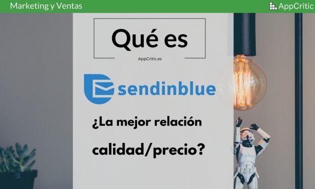 Qué es Sendinblue: una de las alternativas más económicas de Marketing Automation (y que además cumple con la RGPD)