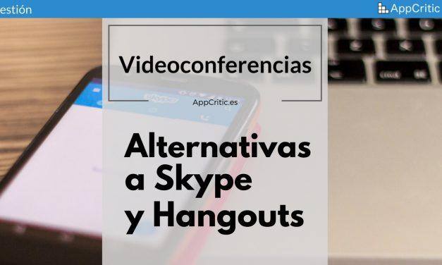 3 alternativas a Hangouts y Skype para hacer videoconferencias gratis que quizá no conocías