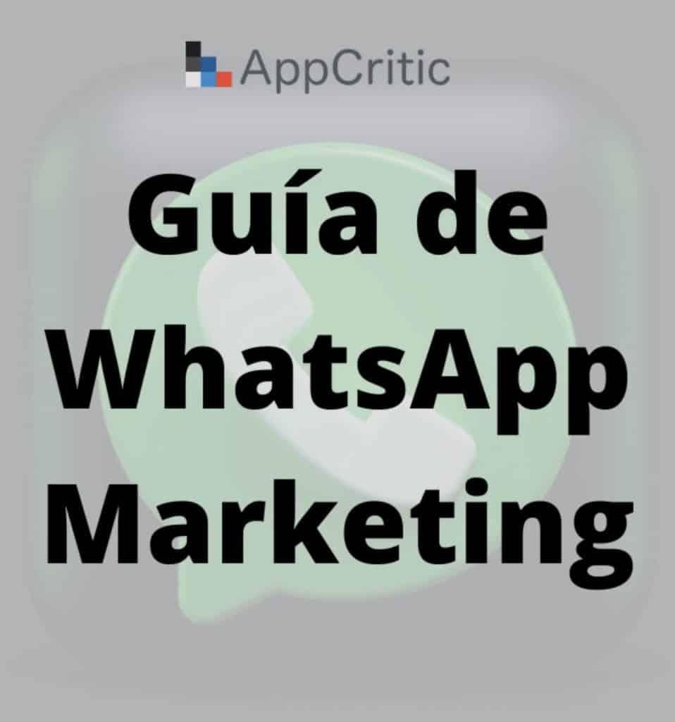 Guía de WhatsApp Marketing
